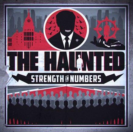 Écoute une nouvelle chanson de THEHAUNTED!