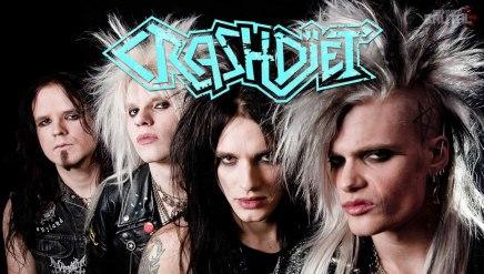 Si t'aimes le glam/hair metal/hard rock tu dois découvrirCRASHDÏET