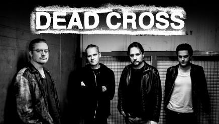 Mike Patton (FAITH NO MORE) et Dave Lombardo (SLAYER) font les punks dans DEADCROSS