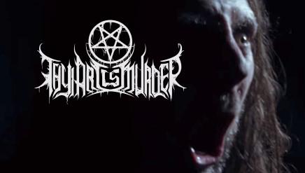 Le nouvel album de THY ART IS MURDER seradévastateur.