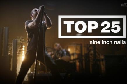 Les 25 meilleures tracks de NINE INCHNAILS