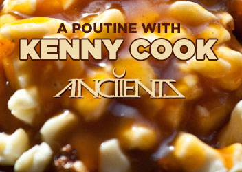 kenny cook anciients