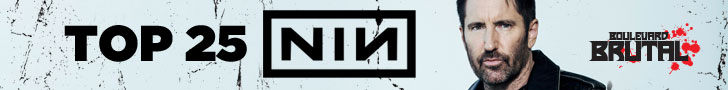 top 25 nine inch nails
