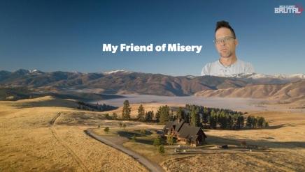 Le ranch de Jason Newsted est à vendre et c'estsuperbe