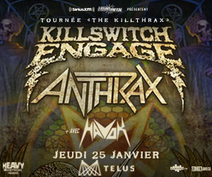 killswitch engage montreal