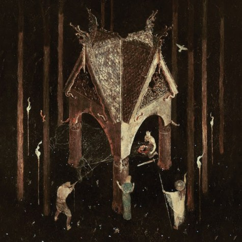 WOLVES IN THE THRONE ROOM — Thrice Woven