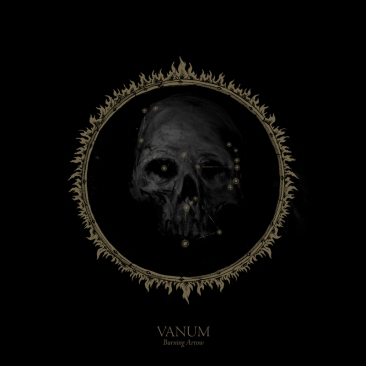 Vanum-Burning-Arrow-Cover