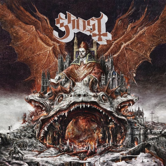 ghost prequelle new album