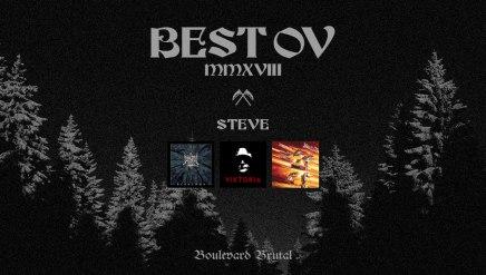 Le Best Ov 2018 deSteve