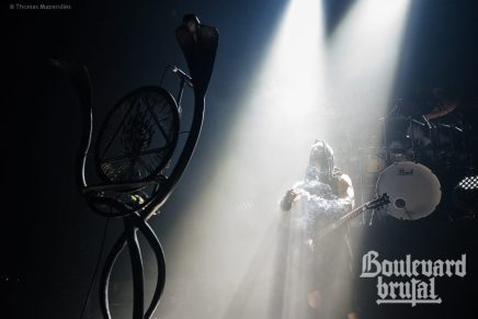 Behemoth, At The Gates, Wolves in the Throne Room — Montréal, 4 novembre2018