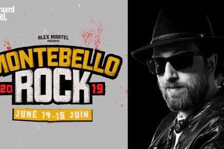 Montebello Rock : la rédemption d'AlexMartel