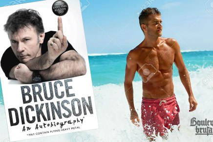 Critique de la biographie de Bruce Dickinson
