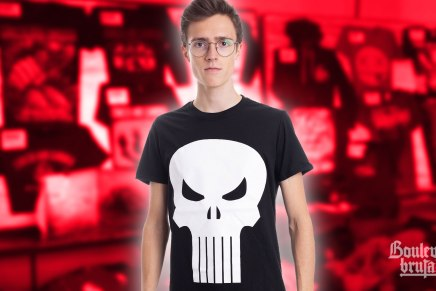 Es-tu un(e) Punisher?