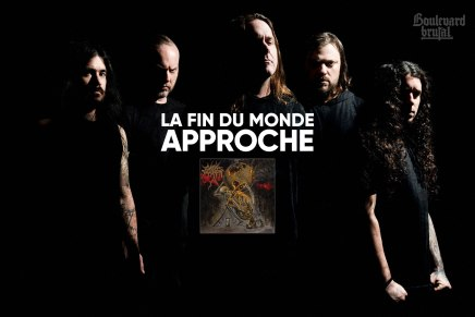 Cattle Decapitation : Le poids du monde