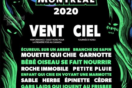 Programmation Heavy Montréal2020