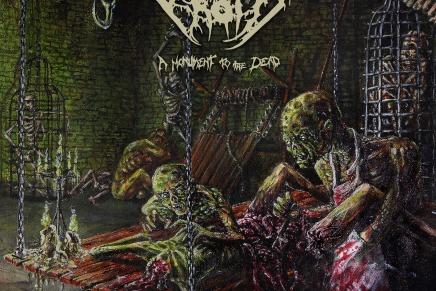 Coffin Rot : Incubateur deathmétallique