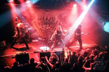 Vader : Retour sur le concert de Montréal avec Abysmal Dawn, Hideous Divinity et Vitriol (17 février2020)