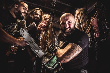 Benighted : Entrevue exclusive avec le chanteur Julien Truchan