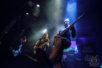 Spirit of Rebellion: Retour sur le Cabaret of Death avec The Flaying et Agony (11 septembre 2020)